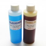 1 Litre Blackening Kit - (250 ml)