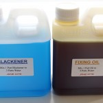 4 Litre Blackening Kit - (1 Litre)