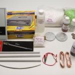 Dual - Cobalt Nickel, Zinc Plating Kit - 4 Litre