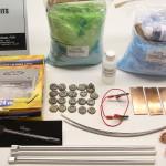 Dual - Nickel, Copper Plating Kit - 10 Litre