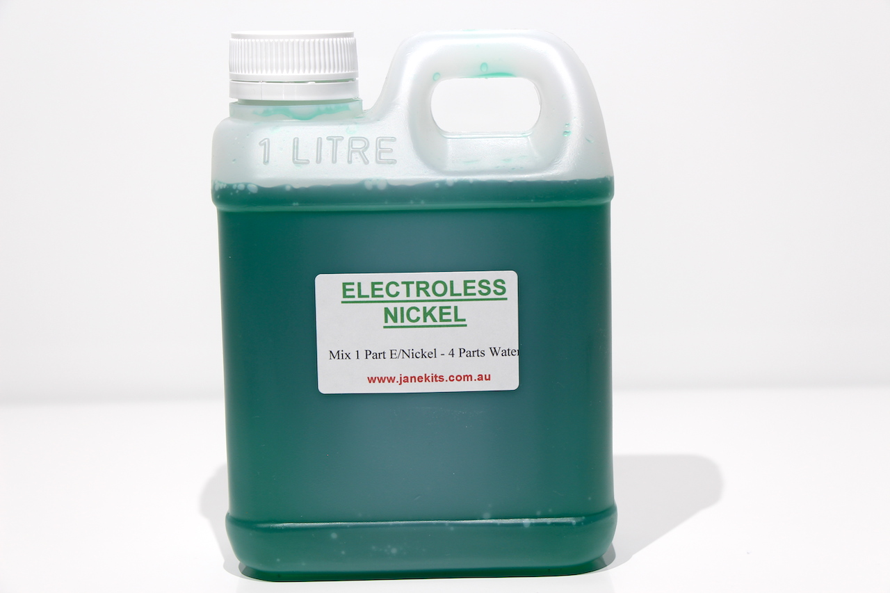 Electroless Nickel Concentrate 1 Litre