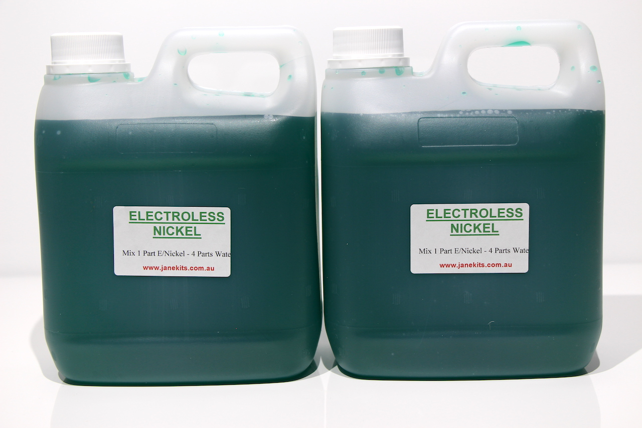 Electroless Nickel Concentrate 4 Litre