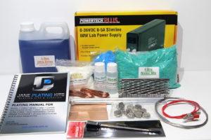 Nickel & Ultra Strike DUAL Kits