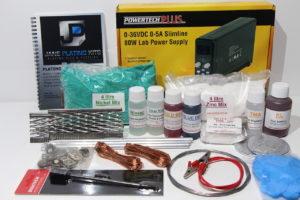 Nickel & Zinc DUAL Kits