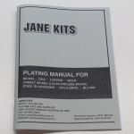 Jane Kits Plating Manual