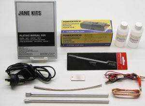 Jane Gold Plating Kits