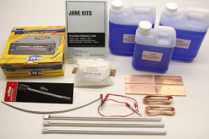 Ultra Copper Plating Kits