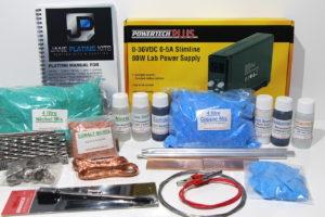 COBALT Nickel & Electroforming Copper DUAL Kits